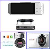 Wholesale Car DVR Full HD AT66 Car Camera Camcorder Wide Angle Support Motion Detecting Driving Recorder G sensor LCD Screen Night Vision