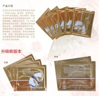 Wholesale Brand New Pilaten Natural crystal collagen eye mask Anti Aging eliminates Moisturizing dark circles and fine lines Face care Skin care