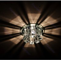 Wholesale B39Modern Crystal LED Ceiling Light Lamp Fixture Lighting Chandelier White