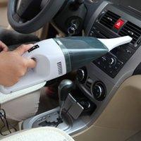 Wholesale 2016 Car vacuum Cleaner of Portable Handheld Wet And Dry Dual use Super Suction W V High Quality Aspirador De Po Portatil