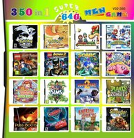 3ds games - 64G multi game cartridge V02 games in one card for ds dsi ds lite ds