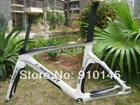aero track frame - Special Arrival New Design Aero Carbon Track Frame White Black