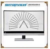 auto charts - CM1900p Auto chart optometry Optotypes Astigmatism chart inch IPS Panel D polarization