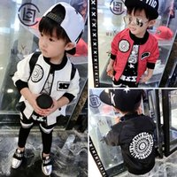 Wholesale The new Kids Jackets Baby Coats Child Clothes Kids Clothing Boys Jacket Autumn Coat Children Jacket Kids Coat
