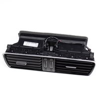 ac oem parts - Replacement Parts Air conditioning Installation OEM Chrome Front Dash AC Heater Vent DASHBOARD Air Vents for VW Passat B6 CC R36