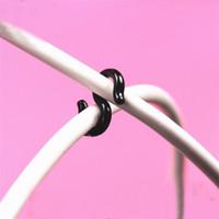 5PCS S Type clips pièces de crochet adapté pour vélo de montagne MTB Road Bicyclettes pliage Dérailleur de frein shifter Line Tube Pipeline