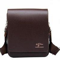 bags brifcase - Flying Birds PU leather men messenger shoulder bag commercial brifcase computer bag SH362