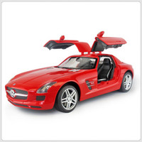 Wholesale Star Cars Mercedes Benz SLS AMG model car remote control car remote control car toy car