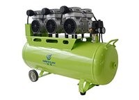 Wholesale Silent Oil Free Oilless Air Compressor L Tank w L min GA One By Three for Dental Chair