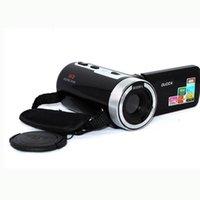 Définition des caméras vidéo France-Nouvelle caméra vidéo HD-C8 HD Zoom numérique 16x F3.2 Résolution HD Caméra vidéo haute définition HDMI de 270 degrés