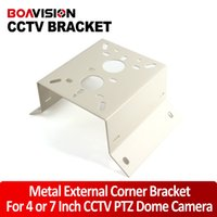 corner bracket - New Metal Outdoor Indoor External Corner Bracket Mounting For Suitable For inch IP PTZ Dome Camera Or Heavy Camera