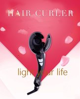Wholesale 2015 NEW Magic Automatic Curls motor Hair Roller Styling Tools Magic Hair Curler and Drop Shipping
