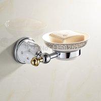 bathroom furniture vanities - Deal New Chrome finish brass Soap basket soap dish soap holder bathroom accessories bathroom furniture toilet vanity