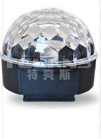 Wholesale LED Effects Six Colors Sound Control Magicball Light Strage Ball Bar KTV Wedding Colorful Lights Festival Chiritmas Light