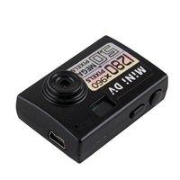 Wholesale Brand new popular MP HD Smallest Mini DV Digital Camera Video Recorder Camcorder Webcam DVR