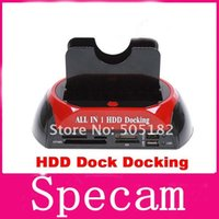 sata docking station - New SATA HDD Docking Station USB Hard Drive Disk Dock Hub e SATA AC Adapter