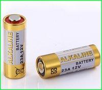 23a 12v alkaline battery - Blister card New Ultra Alkaline battery A A23 V battery