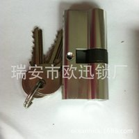 aluminum doors manufacturers - Cylinder manufacturers pairs copper clad aluminum door open anti theft lock cylinder key iron core slot S