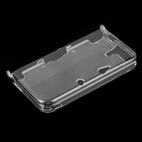 Wholesale 1pcs Hard Clear Crystal Guard Case Cover Protector for Nintendo DS DSXL DSLL