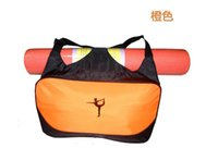 Wholesale 2016 new Fashion elements convenient Yoga Package Yoga mats are not included yoga bag color options Yoga sports bag