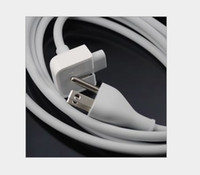 apple macbook pro supplies - 100pcs M AC Power Adapter Supply Extension Cord Cable US Plug For Apple MacBook air Pro charger Extension Cord