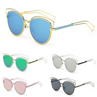beautiful mirror frames - 2016 Beautiful Eyeglasses New gafas de sol Retro glasses Luxury oculos Fashion lentes de sol Vintage Sunglasses High quality Women Men Sungl