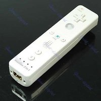 Wholesale in1 Remote Controller With Motion Plus For Wii White