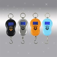 baggage weight scale - NEW SALE Electronic Digital Hanging Luggage Weight Gourd Scale Kitchen Scales Backlit Held Portable Baggage Parcels Hanging
