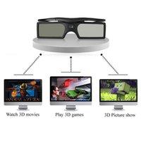 3D Universal Bluetooth gafas activas de obturación para Samsung / Panasonic para TV Sony 3D Bluetooth