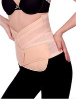 Women abdominal support band - Belly Band Corset belts Support for Maternity Women Stomach Band Abdominal Binder Mesh Belt is Breathable New Arrive