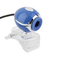 Wholesale 360 Degrees Rotary USB MP HD Webcam Web Cam CMOS Sensor Camera with Mic For Computer PC Laptop Desktop