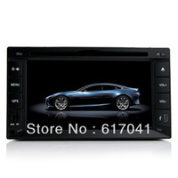 Wholesale 6 inch TFT Bluetooth HD Touch Screen Car DVD Audio Video Player with GPS Navigation