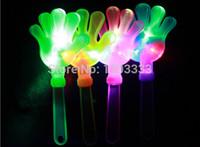 Wholesale LED Concert clap Hand clapper with flash