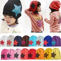 Wholesale 2015 New Arrivals Hottest Selling Baby Children Winter Beanie Unisex Kids Boy Girl Warm Cute Hats Star Knitted Cap px38