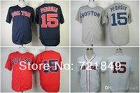 baseball shops online - 30 Teams New Christmas Shopping Online Boston Red Sox Dustin Pedroia white camo usmc Baseball Jerseys Size