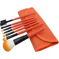 badger paintbrush - Big discount Professional paintbrushes of Makeup Brushes Set tools Make up Toiletry Kit Wool Brand Make Up Brush Set