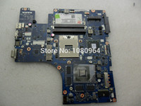 Wholesale Laptop Motherboard Graphics Chip - Wholesale-for lenovo Z500 VIWZ1 LA-9061P laptop motherboard for intel CPU with 8 video memory chips non-integrated graphics card