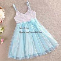 Summer summer dress - Sequin Dress Girls Party Dresses Children Clothes Kids Clothing Princess Dress Fashion Lace Dresses Girl Dress Summer Dresses FZ