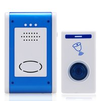 Wholesale Melody Music Doorbell Remote Control Wireless Receiver Door Bell