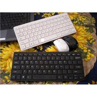 Wholesale 10 inch mini wireless mouse and keyboard set new GM small laptop mouse and keyboard Mouse Keyboard