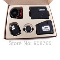 Wholesale PG A Complete Auto Remote Passive keyless entry car security alarm system PKE A with Button Start Engine KG