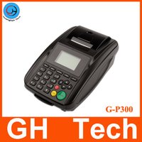 Wholesale GSM SMS GPRS Printer thermal transfer printers easy operation menu for Rstaurant and hotel order food online printing