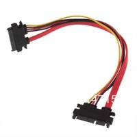 Wholesale PromotionNew Arrival Pin Serial SATA Data power combo extension Cable