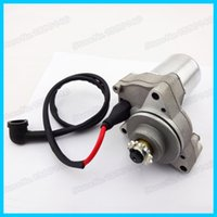 Wholesale Top Mounted Upper upside Electric Starter Start Motor For cc cc cc cc cc Pit Dirt Bikes ATV Quads Motorcycle order lt no track