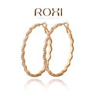 basketball earings - 3 sale large hoop earrings zircon earrings basketball wives k rose gold plated earrings fashion earings