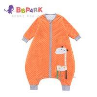 baby s sleeping bag - BBPARK Baby boy girl Sleeping Bag Cartoon Style Split A Cotton S M Size Sleeping Bag