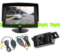 Cheap Car Camera reverse camera Best 4.3 PAL ir led