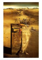 One Panel abstract oil paintings for sale - Salvador dali Paintings for sale Spain abstract art Home Decor High Quality Handmade