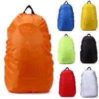 Wholesale Waterproof Rainproof Backpack Rucksack Rain Dust Cover Bag for Camping Hiking L P5