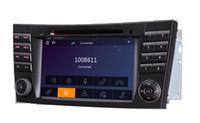 AS-8856 dedicado para el din 7 del dinar 2 de la navegación del coche DVD de Wince 6.0 de la Clase A del Benz del Benz